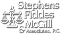 Welcome to Stephens Fiddes McGill